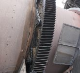 Kiln Girth Gear Inspections
