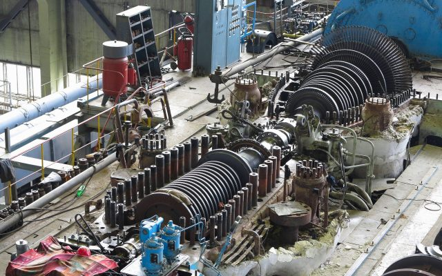 Power Turbine Inspection & Optimization