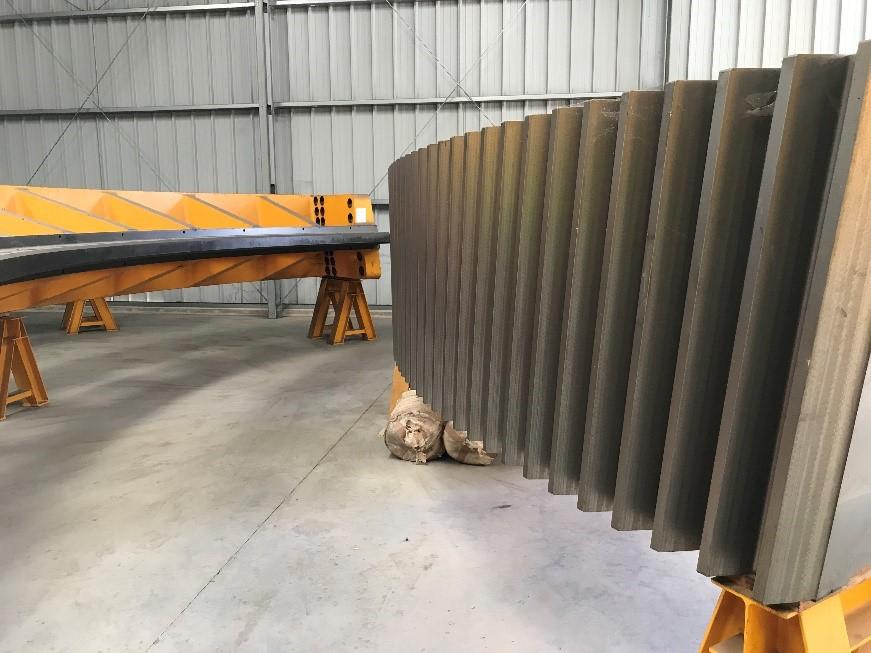 Girth Gear Engineering Support