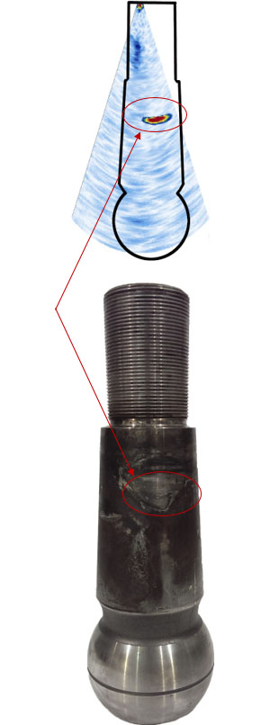 Phased Array Ball Joint Inspection