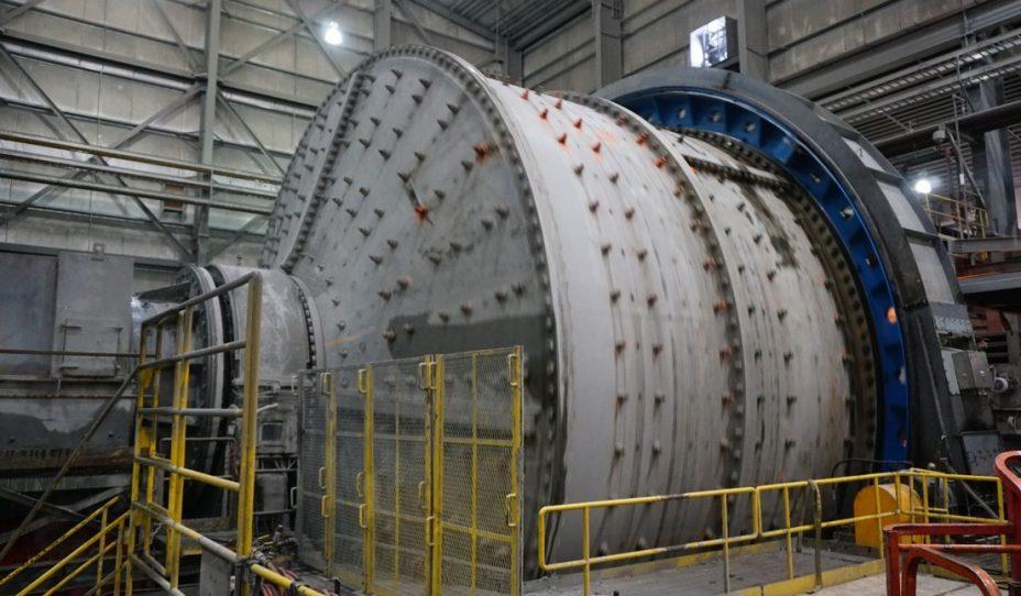 SAG Mill